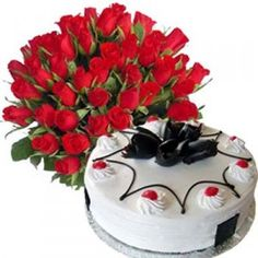 Admiration for Beauty-Hamper : buy flowers online, buy cake online, send flowers… – Lace Wedding Cake Ideas Buy Cake Online, Order Cakes Online, Online Gifts, Online Cake Delivery, Online Flower Delivery, Valentines Flowers, Valentine Cake, Online Birthday Cake, Birthday Gifts