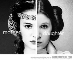 mother and daughter…