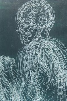Angela Palmer- engraved glass