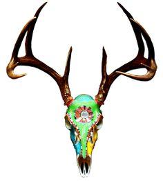 Skull art by Carmadilla AMAZING!