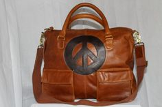 Tobacco Leather Satchel / ready to ship by HAVENSTREET on Etsy, $450.00