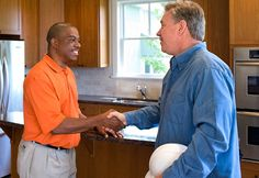 Top 8 pro tips on how to hire a contractor - Yahoo! Homes...good things to keep in mind. Especially the payment schedule.