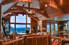 Cabins In Montana Mountains | Montana Cabin For Sale in West Glacier MT near Glacier National Park ...