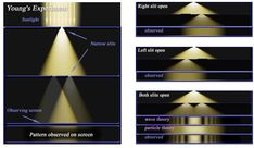 The double slit experiment: on determining the nature of light.