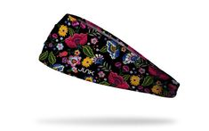Folk Floral Headband – JUNK Brands Athletic Headbands, Headband Styles, Floral Headbands, Keep Your Cool, Other Accessories, Floral Tie, Folk, Cool Stuff, Sewing
