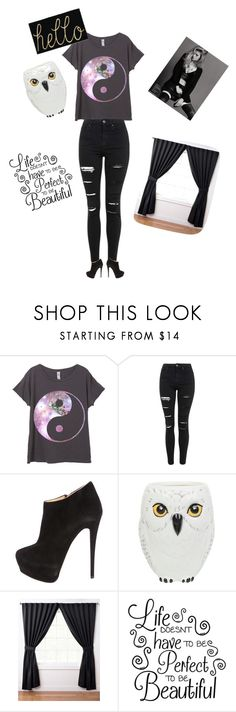 """""""Untitled #208"""" by omgantonia on Polyvore featuring Topshop, Giuseppe Zanotti, ExceptionalSheets, women's clothing, women, female, woman, misses and juniors"""