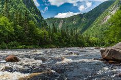 Parc national de la Jacques-Cartier | by Simon Massicotte