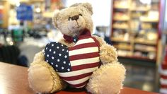 Patriotic Bear!