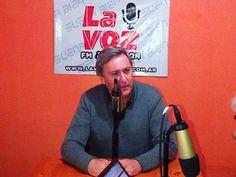 LAVOZ DEL QUEQUEN : Entrevista en LPV -Leonardo Ruggiero -Subsecretari...