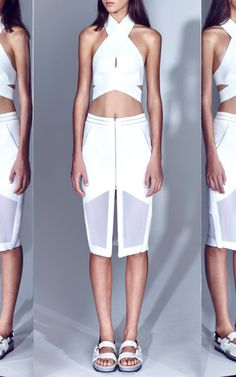 Dion Lee Resort 2014 Trunkshow Look 4 - Moda Operandi