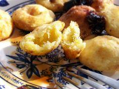 Gogosele de malai (facute din mamaliga)