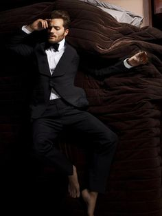 Jamie Dornan / Wonderland / Cuneyt Akeroglu