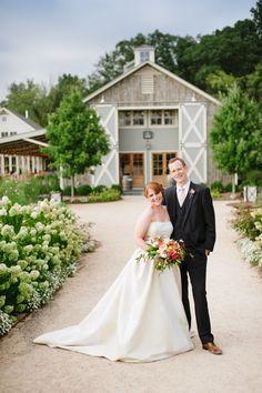 Photography: Jen Fariello Photography - jenfariello.com  Read More: http://www.stylemepretty.com/2015/03/09/rustic-chic-summer-wedding-at-pippin-hill-farm/