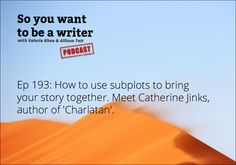 In Episode 193 of So you want to be a writer: How to use subplots to bring your story together and commuters can enjoy stories from short story vending mac