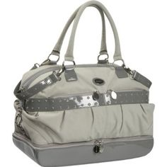 my friend has this diaper bag and I love it! $142