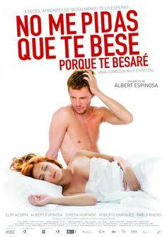 DESEMBRE-2016. No me pidas que te bese porque te besaré. DVD ESP ESP Comèdia. Cinema Valors