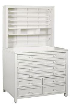 Martha Stewart Living™ Craft Space Eight-Drawer Flat-File Cabinet  $359 free standard shipping