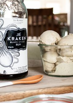 Changing Summers + Spiced Rum Banana Ice Cream - offbeat + inspired
