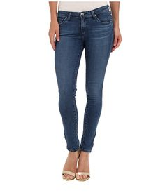 AG Adriano Goldschmied AG Adriano Goldschmied  ZipUp Legging Ankle in Rally Rally Womens Jeans for 99.99 at Im in!
