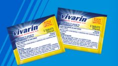 Free Vivarin Caffeine Alertness Aid Sample