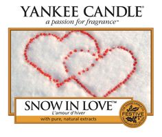 Snow in Love - Yankee Candle