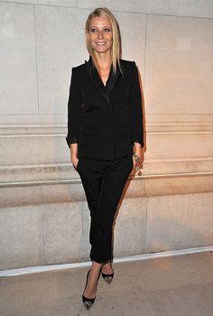 Paris Fashion Week autumn/winter 2012: Gwyneth Paltrow on the front row
