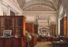 Emperor Alexander II's library
