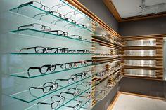 Thomas Opticien Optical shop by Pisi Design Studio, Paris