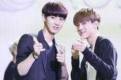 exo sehun and chanyeol