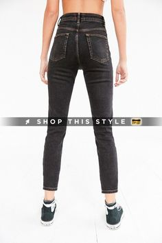 Cole Biker Jeans with Zips - Black washed Lovers + Friends Clearance 2018 Newest Discount Real Arn0fLpS