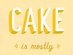 蛋糕主要是空氣原文:http://bit.ly/14g0Rxm