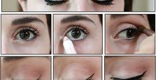 Your Everyday Cat Eye Makeup