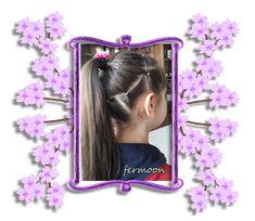 #fermoon #hairsatyles #braided #örgülü #saçmodelleri #ponytail #atkuyruğu