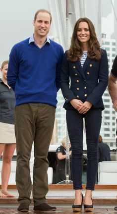 11 APRIL 2014  The Duke and Duchess of Cambridge Tour Australia And New Zealand - Day 5 Prince William and Catherine, Duchess of Cambridge visited Auckland