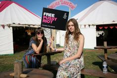 Swedish duo First Aid Kit signed our petition to #FreePussyRiot and think you should too:   www.amnesty.org/freepussyriot