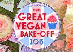 Great Vegan Bake-Off – Enter Now