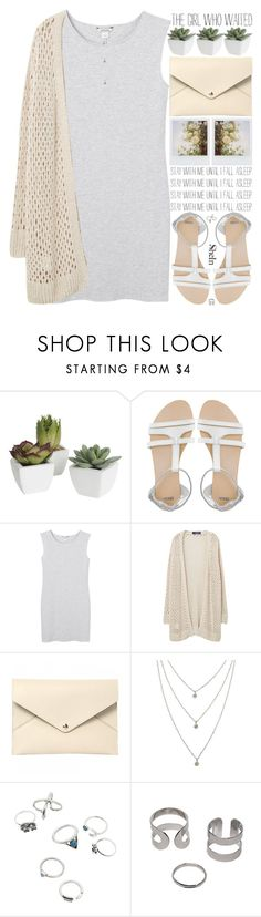"""""""let me take care of you physically and mentally"""" by alienbabs ❤ liked on Polyvore featuring Pier 1 Imports, ASOS, Monki, Violeta by Mango, Louis Vuitton, clean, organized and shein"""