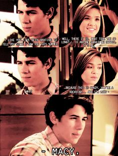 This was literally the best episode/part of Jonas LA