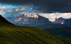 Dolomites After Storm | InspireFirst