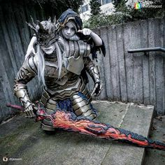 This 'Dark Souls' Group Cosplay Is Ridiculously Perfect
