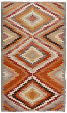 Loom-This is hands-down my favorite rug I've ever seen. I'm turning it into a painting since I can't afford the rug itself.