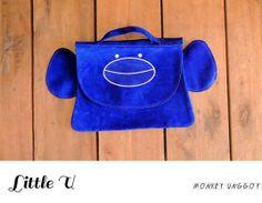 Little U. Carteras y mochilas para niñas