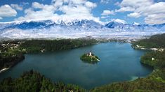 Amazing video about Bled, Slovenia
