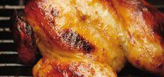 Poulet en crapaudine au miel et aux agrumes Recettes | Ricardo