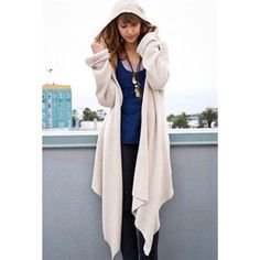Brandy Melville - Brandy Melville Lina Hooded Cardigan from Erin's ...