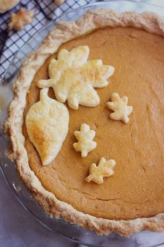 This is my recipe for the best creamy pumpkin pie! The filling is luscious, silky, and totally decadent. Find out the secret ingredients to make this pie over the top!