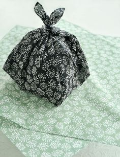 Japanese wrapping cloth, Furoshiki ババグーリの風呂敷