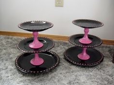 this is cool... cupcake stands!