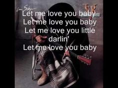 Let me love you baby - Stevie Ray Vaughan - In Step - 1989 lyrics (HD)