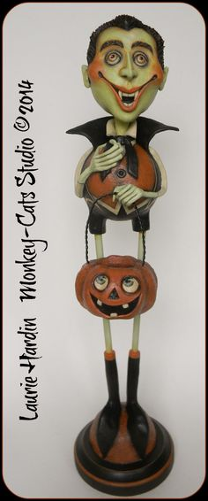 *HALLOWEEN ~ Laurie Hardin: Ghoultide Gathering and A Halloween Blog Sale